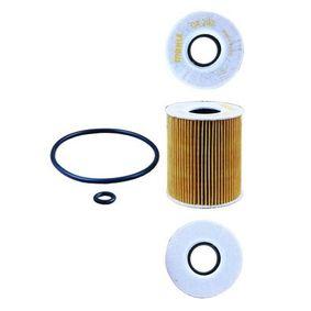 Filtro de aire (OX 203D) fabricante MAHLE ORIGINAL para MAZDA 3 (BK) año de fabricación 03/2004, 156 CV Tienda online