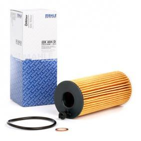 11428507683 für MERCEDES-BENZ, BMW, MAZDA, MINI, Ölfilter MAHLE ORIGINAL (OX 404D) Online-Shop