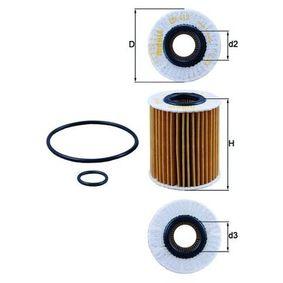 MAHLE ORIGINAL Juego de cables de encendido (OX 413D1)