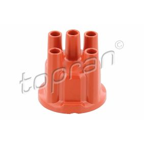 Zündverteilerkappe TOPRAN Art.No - 100 276 OEM: 055905207 für VW, AUDI, SKODA, SEAT kaufen