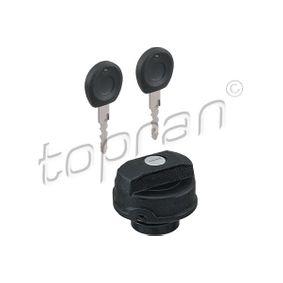TOPRAN 102 746 Verschluss, Kraftstoffbehälter OEM - 191201551A AUDI, SEAT, SKODA, VW, VAG, FIAT / LANCIA, ÜRO Parts günstig