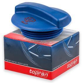 Tapón, depósito de refrigerante TOPRAN Art.No - 103 451 obtener