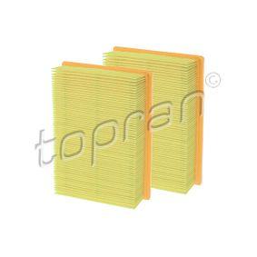 TOPRAN Luftfilter 108 674