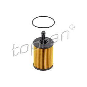 TOPRAN VW GOLF Маслен филтър (108 902)
