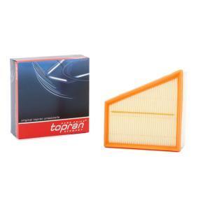 Luftfilter TOPRAN Art.No - 109 042 OEM: 5Z0129620A für VW, AUDI, SKODA, SEAT, CUPRA kaufen