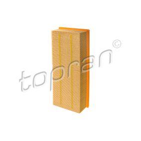 TOPRAN Luftfilter (109 788) niedriger Preis