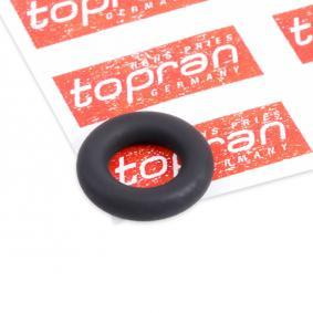 Buy auto parts low-cost: TOPRAN Seal Ring, injector 111 414