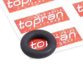 ostaa varaosia edullisia: TOPRAN Tiivisterengas, ruiskutusventtiili 111 414
