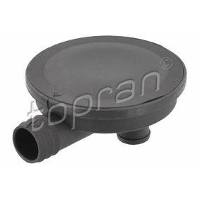 TOPRAN Sistema de ventilación del cárter 111 466