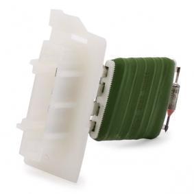 Odpor, vnitřní tlakový ventilátor (112 217) výrobce TOPRAN pro SKODA Octavia II Combi (1Z5) rok výroby 06.2009, 105 HP Webový obchod