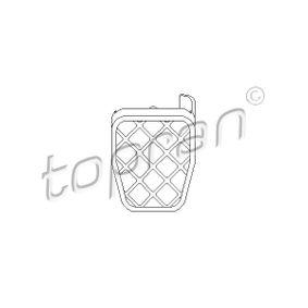 Pedal spojky TOPRAN (112 247) pro SKODA OCTAVIA ceny