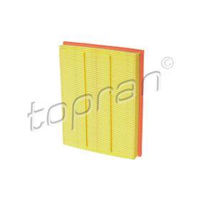 TOPRAN Filtro de aire (205 633)