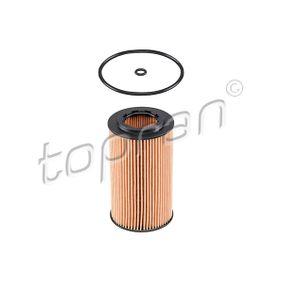 TOPRAN Filtro de aceite 205 849
