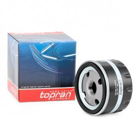 Scénic I (JA0/1_, FA0_) TOPRAN Motorölfilter 207 027