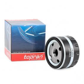 MICRA III (K12) TOPRAN Bomba de agua de lavado de parabrisas 207 027