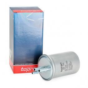 TOPRAN Filtro de combustible 302 131