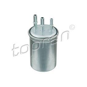 TOPRAN Filtro de combustible (302 131)