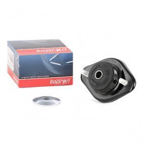 33504035929 für BMW, Federbeinstützlager TOPRAN (500 031) Online-Shop