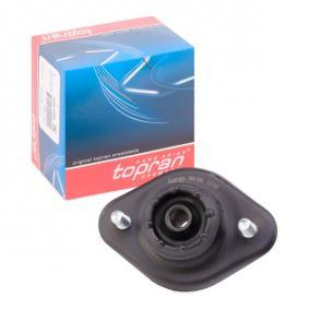 33521125554 für BMW, Federbeinstützlager TOPRAN (500 039) Online-Shop