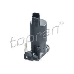 Bomba de limpiaparabrisas TOPRAN (720 299) para PEUGEOT 308 precios