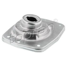 TOPRAN FIAT SCUDO Copela de amortiguador y cojinete (722 360)