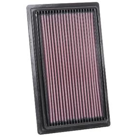 K&N Filters SUZUKI SX4 Levegőszűrő (33-2075)