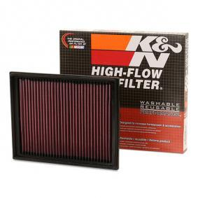 K&N Filters Filtro de ar 33-2793
