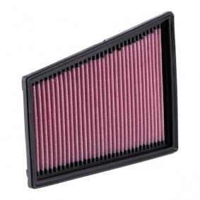 K&N Filters Motorluftfilter 33-2849