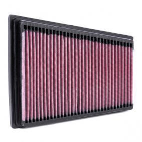 K&N Filters Luftfiltereinsatz (33-2849)