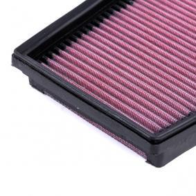 K&N Filters RENAULT MEGANE Luftfilter (33-2849)