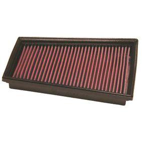 Luftfilter K&N Filters (33-2849) für RENAULT MEGANE Preise
