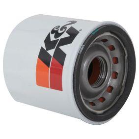 K&N Filters NISSAN SENTRA Filtro de aceite (HP-1008)