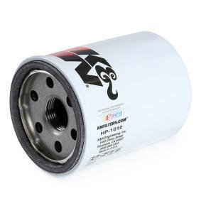 K&N Filters Sistema de ventilación del cárter HP-1010