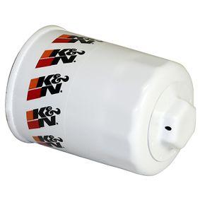 K&N Filters FIAT 500 Sistema de ventilación del cárter (HP-1010)
