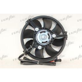 FRIGAIR Luftkühlung 0510.1663 für AUDI A4 1.9 TDI 130 PS kaufen