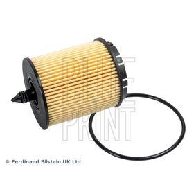 BLUE PRINT OPEL VECTRA Filtro de aceite (ADA102108)