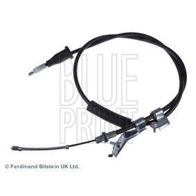 CHRYSLER Cable de accionamiento, freno de estacionamiento ADA104612