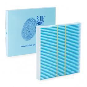 Outlander II SUV (CW_W) BLUE PRINT Filtro antipolen ADC42511