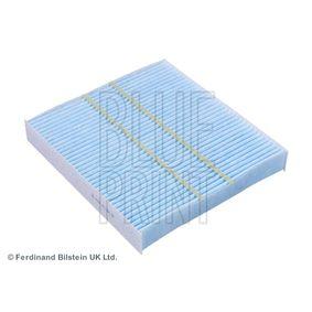 BLUE PRINT MITSUBISHI OUTLANDER Filtro de habitáculo (ADC42511)