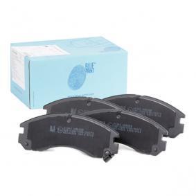 Pajero Sport I SUV (K7_, K9_) BLUE PRINT Kit pastiglie freno a disco ADC44250