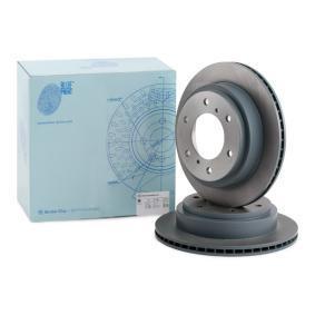 PAJERO III (V7_W, V6_W) BLUE PRINT Filtro de aire ADC44379