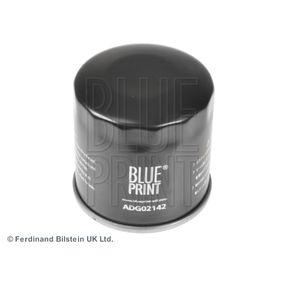 BLUE PRINT Filtro de aceite ADG02142