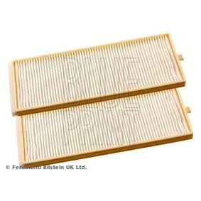 BLUE PRINT Filtro de aire acondicionado ADG02520