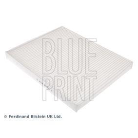 BLUE PRINT Filtro de aire acondicionado ADG02555