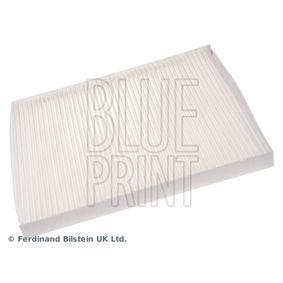 Filtro habitáculo ADG02555 BLUE PRINT
