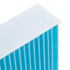 BLUE PRINT Air conditioner filter (ADH22507)