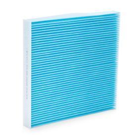 BLUE PRINT Filtro aire habitáculo ADH22507