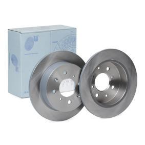 BLUE PRINT Комплект спирачни дискове ADH24327