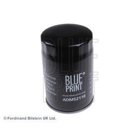 Ölfilter BLUE PRINT Art.No - ADM52116 kaufen