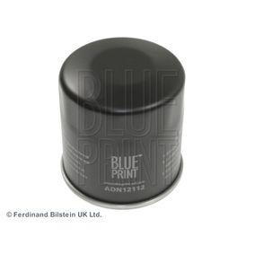 BLUE PRINT Filtro de aceite motor (ADN12112)